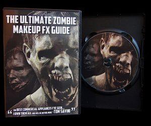 Zombie Makeup DVD
