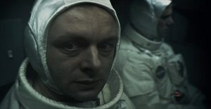 Michael Sheen in Airlock
