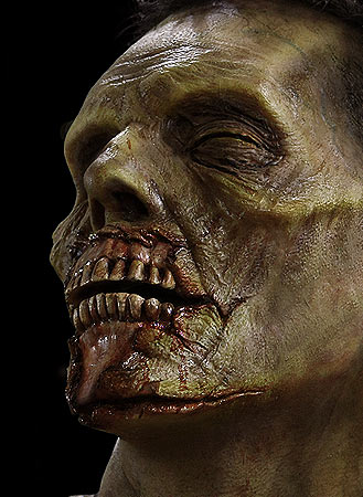 Zombie Mouth Prosthetic