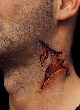 Torn Skin Prosthetic