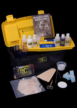 Complete Prosthetic Makeup Kit