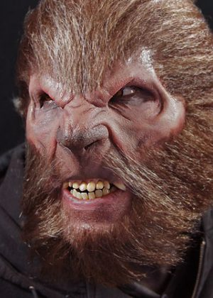werwolf prosthetic