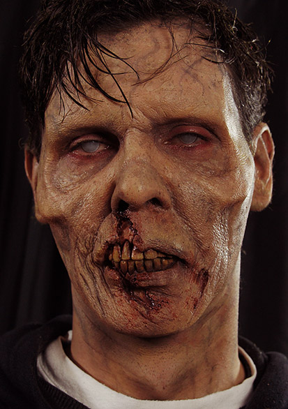 Zombie Prosthetics - Ready Made for Halloween, Films & TV