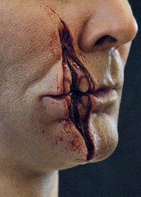zombie-mouth-wound