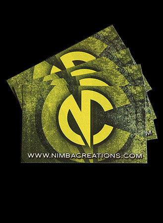 Nimba Creations Sticker
