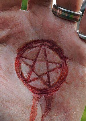 pentagram prosthetic