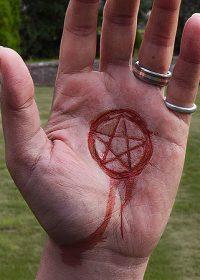 prosthetic pentagram