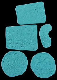 gelatine transfer pads